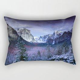 Astonish Horizon !! Rectangular Pillow