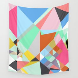 Geometry I Wall Tapestry