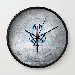 Dragon Age Templar Wall Clock