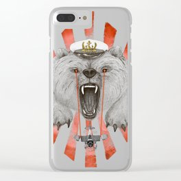 Power Clear iPhone Case