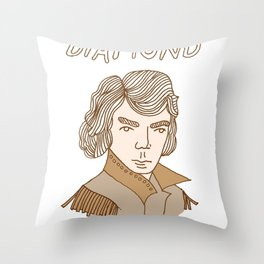 A Neil Diamond is Forever Throw Pillow