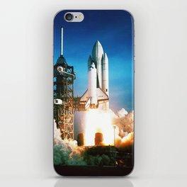 Space Shuttle Launch iPhone Skin