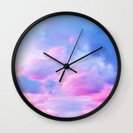 Clouds Series 1 Wall Clock