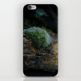 Mossy Rock iPhone Skin
