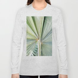 Fanned Palms Long Sleeve T-shirt