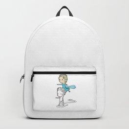 Elsa Frozen Backpack