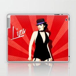 Liza Minnelli - Cabaret - Pop Art Laptop & iPad Skin