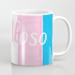 Orgulloso trans. Pride 2017 Coffee Mug