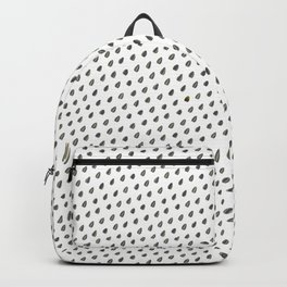 Pipas (sunflower seeds) pattern. Backpack