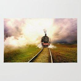 Chuu Chuu Train Rug