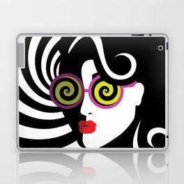 Hypnotize me Laptop & iPad Skin