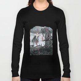 Cemetery God Long Sleeve T-shirt
