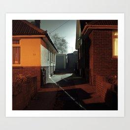 Space #1 - 13.013.2014 Art Print