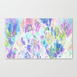 Lighting The Synapse Canvas Print