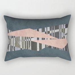 Almost Mudra Rectangular Pillow