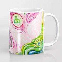 Glitterkitty - Acrylic Painting Coffee Mug