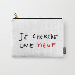 Diogene 2 Je cherche une meuf Carry-All Pouch
