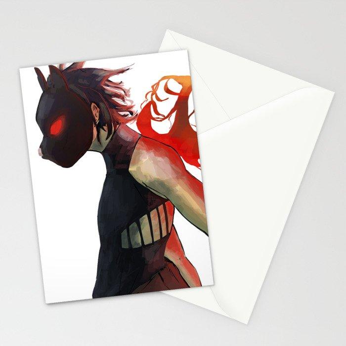 Ayato Tokyo Ghoul Stationery Cards By Abeginningartist Society6