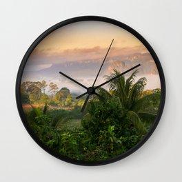Restaurante de Trinidad Wall Clock