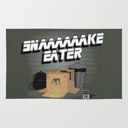 Snaaake Eater Rug