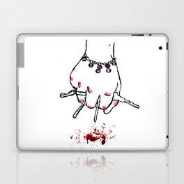 fight me  Laptop & iPad Skin