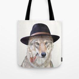 WOODY HUTSON Tote Bag