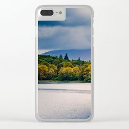 Derwent Water Clear iPhone Case