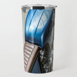 SUZUKI BLUE Travel Mug