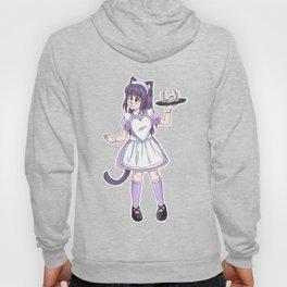 Maid Kitty Hoody