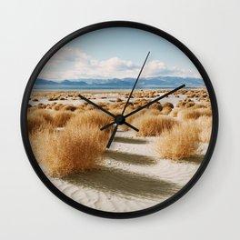 Paiute Land Wall Clock