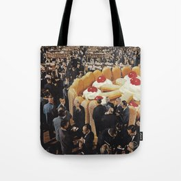 Trading Floor Tote Bag
