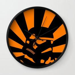 captain phasma Wall Clock
