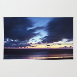 Magic Henne Beach on the West Coast of Denmark Rug