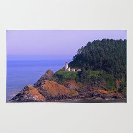 Haceta Head Lighthouse Rug