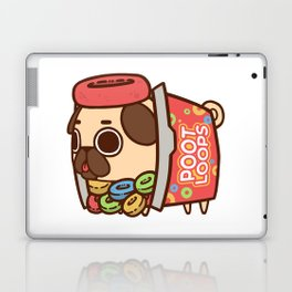 Puglie Poot Loops Laptop & iPad Skin