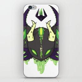 Berrthulhu iPhone Skin