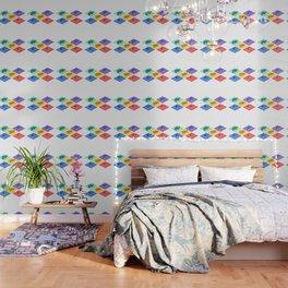 Isometric Royals Wallpaper