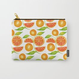 Juicy Grapefruits Carry-All Pouch