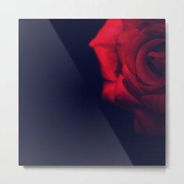 Mr. Rose Metal Print