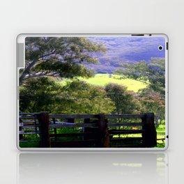 Cattle Yard Laptop & iPad Skin