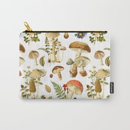 Mushroom Dreams Carry-All Pouch