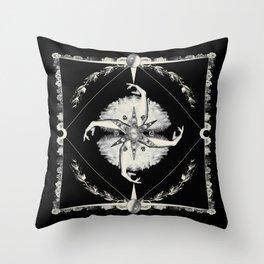 LOVELESS Throw Pillow
