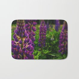 Lost in the Lupines Bath Mat