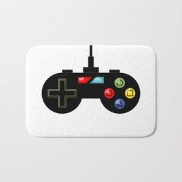 Gaming Controller Design Bath Mat