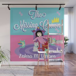The Missing Crown Wall Mural