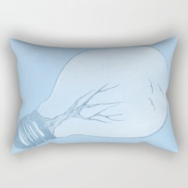 Ideas Grow Rectangular Pillow