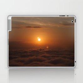 Three Sun SunSet Laptop & iPad Skin