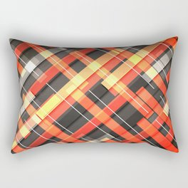 Weave Pattern Rectangular Pillow