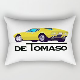 DeTomaso Rectangular Pillow