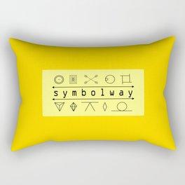 SYMBOLWAY Rectangular Pillow